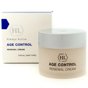 Holy Land AGE CONTROL Renewal Cream | Обновляющий крем, 50 мл