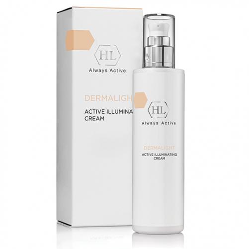 Holy Land DERMALIGHT Active Illuminating cream | Активный осветляющий крем, 50 мл
