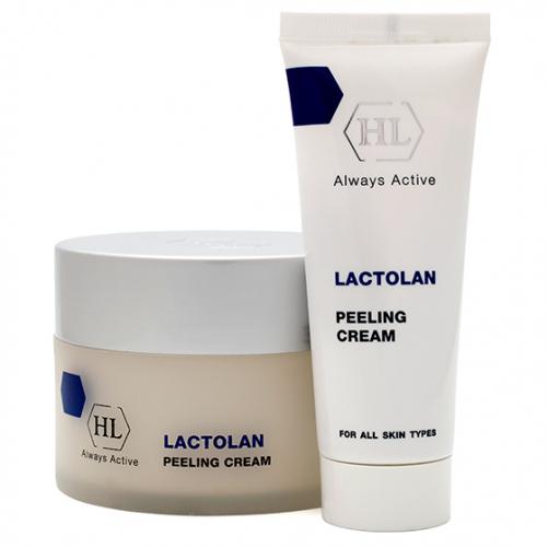 Holy Land LACTOLAN Peeling Cream | Отшелушивающий крем, 70 мл